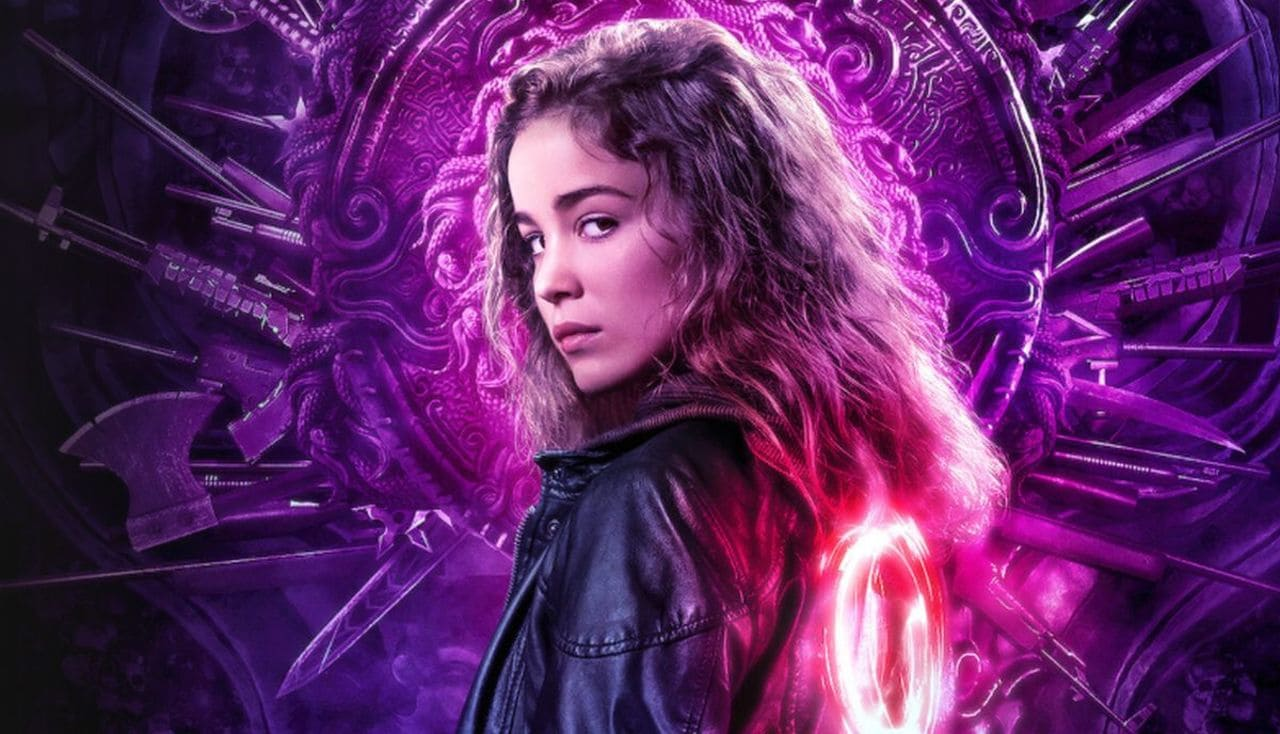 Ava, La monja guerrera de Netflix