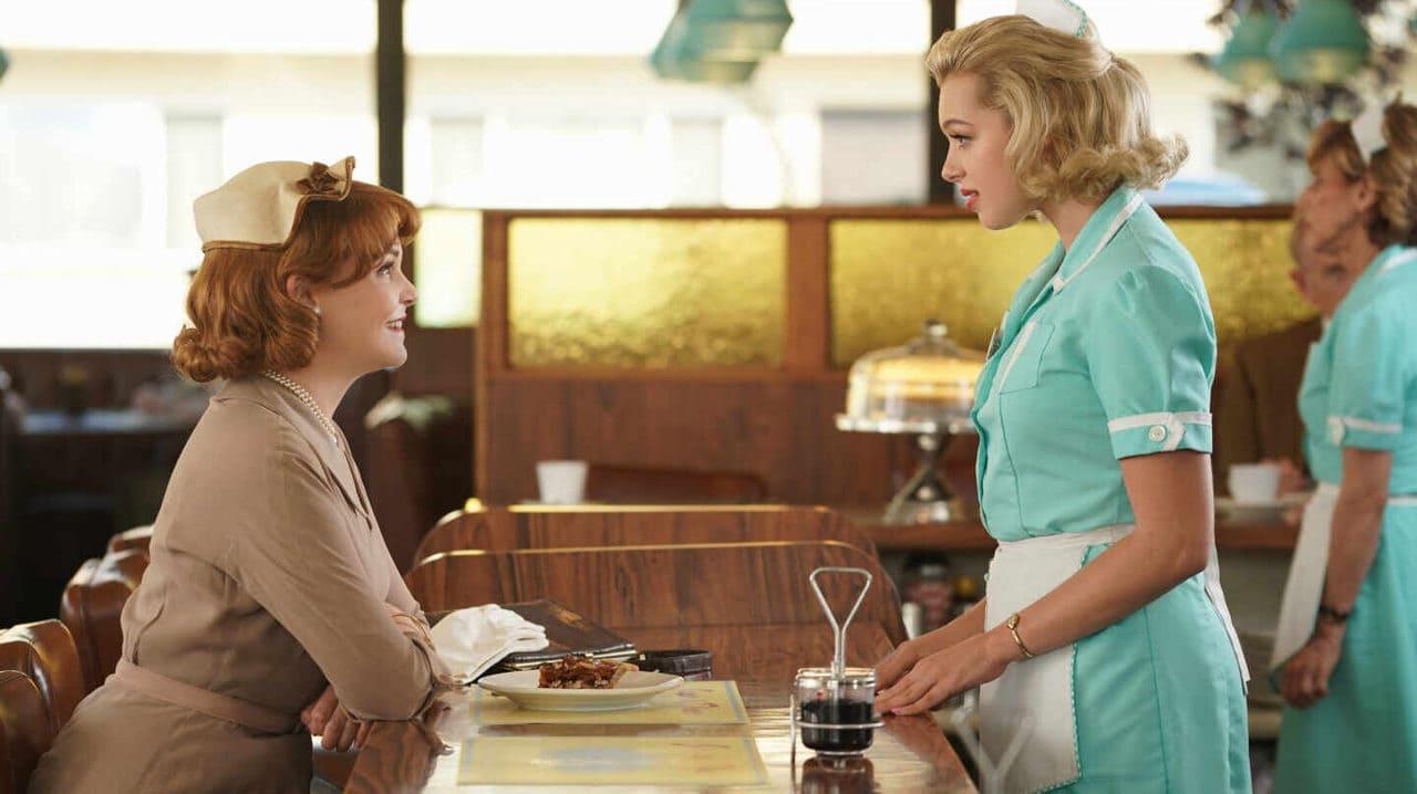 Escena de la serie Por qué matan de las mujeres en HBO