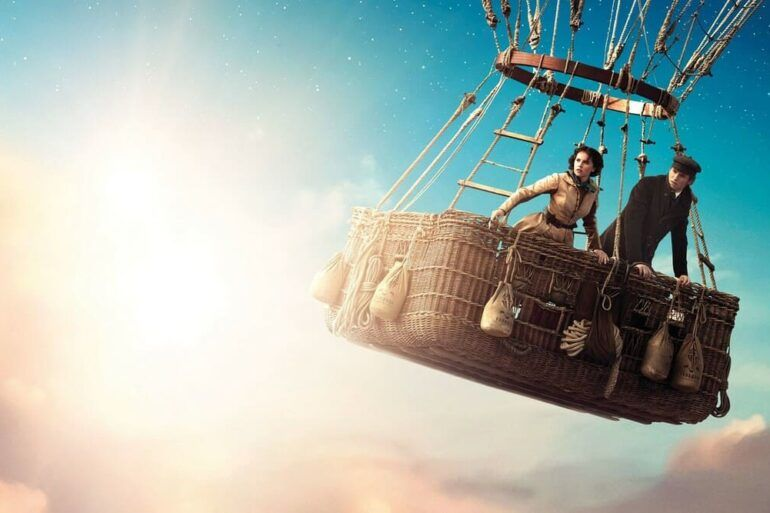 Crítica de The Aeronauts de Amazon Prime