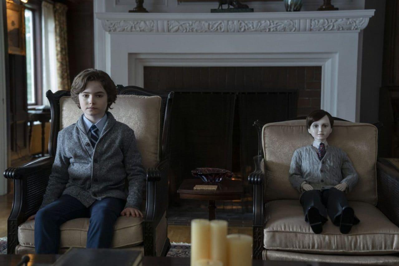 Escena de The Boy 2 La maldición de Brahms