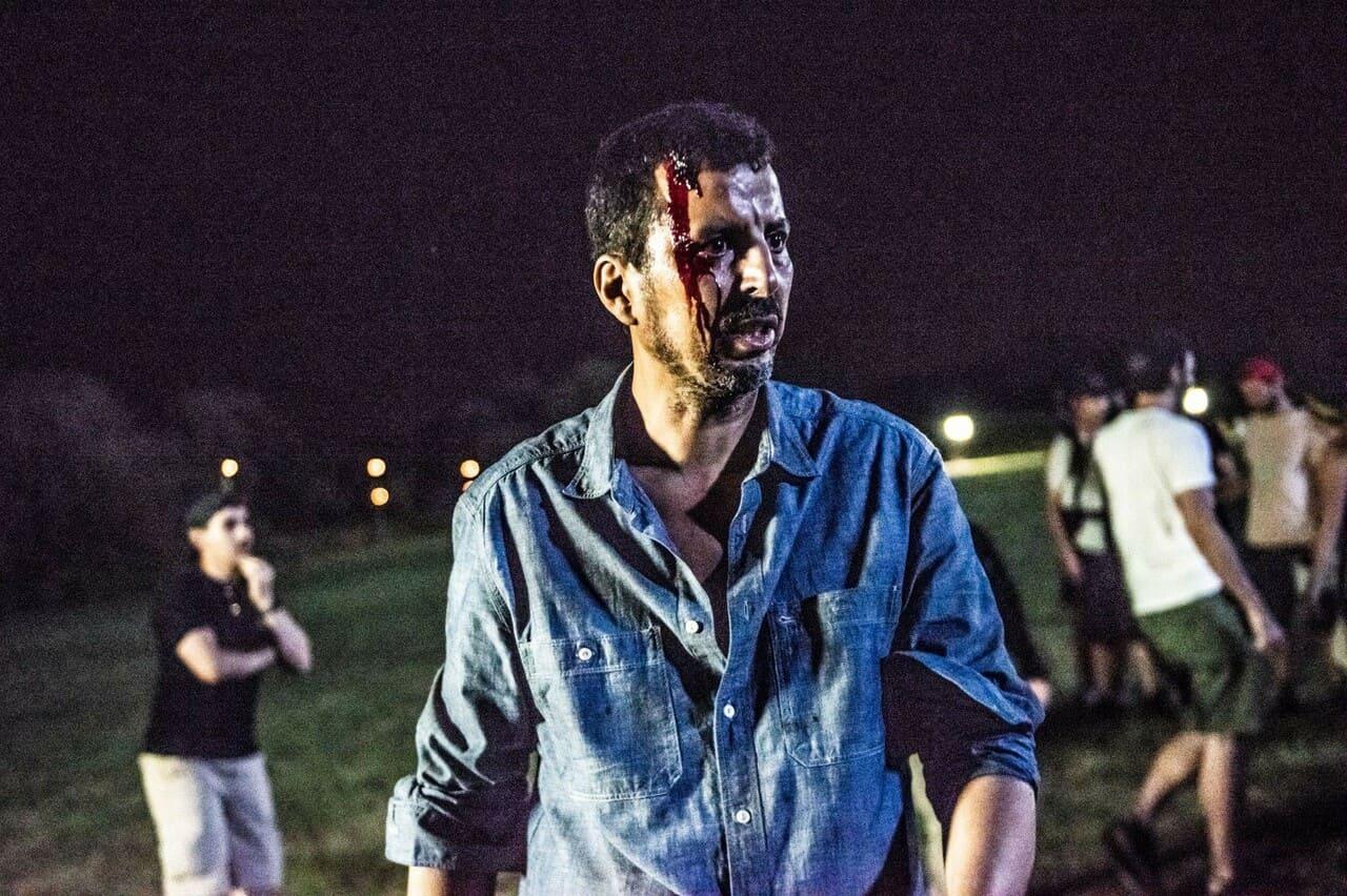 Escena de la serie El colapso de Filmin