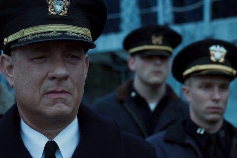Crítica de la película Greyhound: enemigos bajo el mar