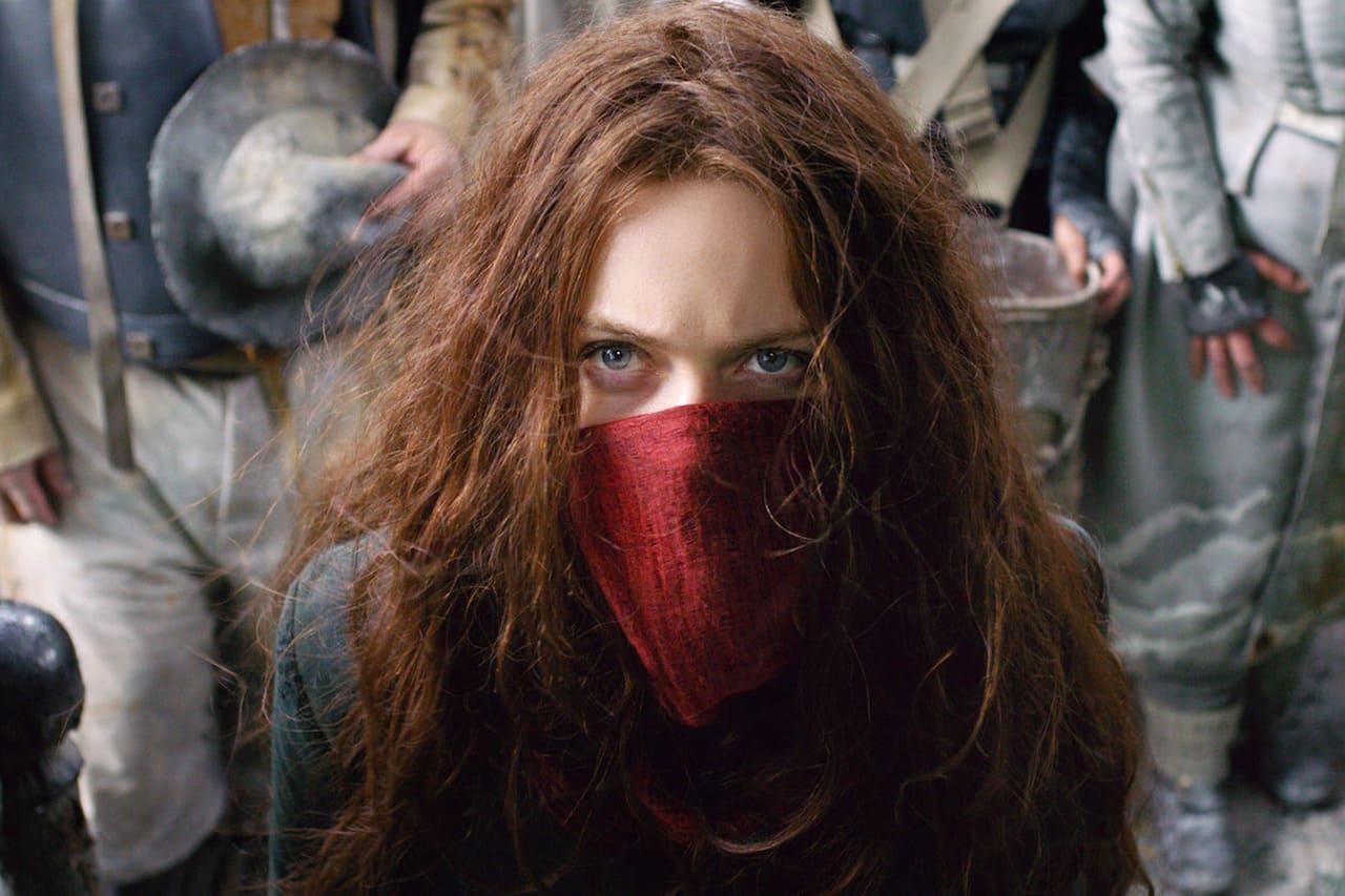 Escena de la película Mortal Engines (2018)