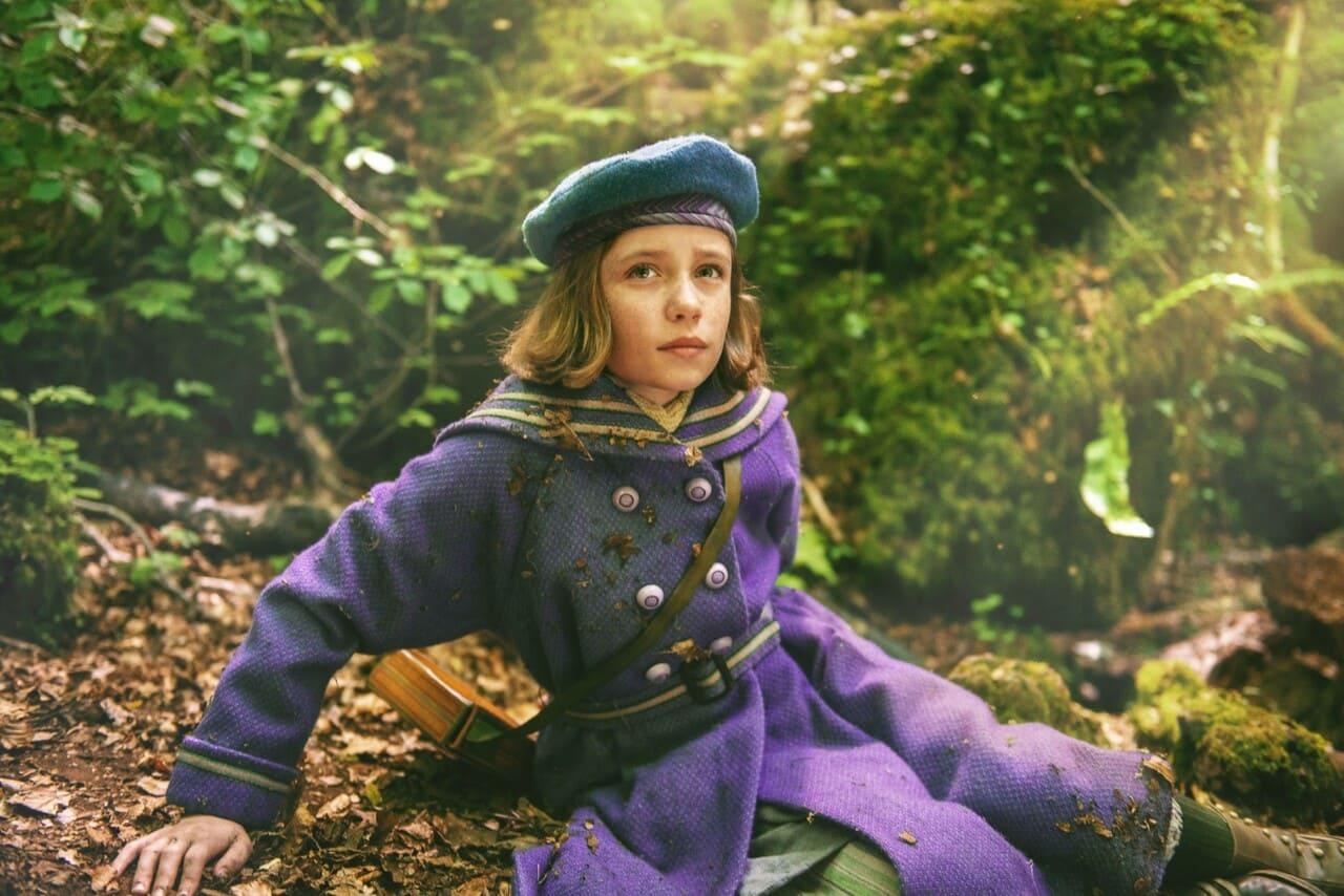 Dixie Egerickx en la película