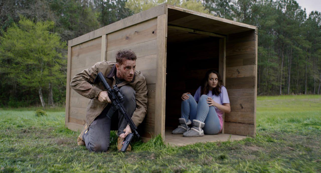 Escena de la película La Caza (2020)