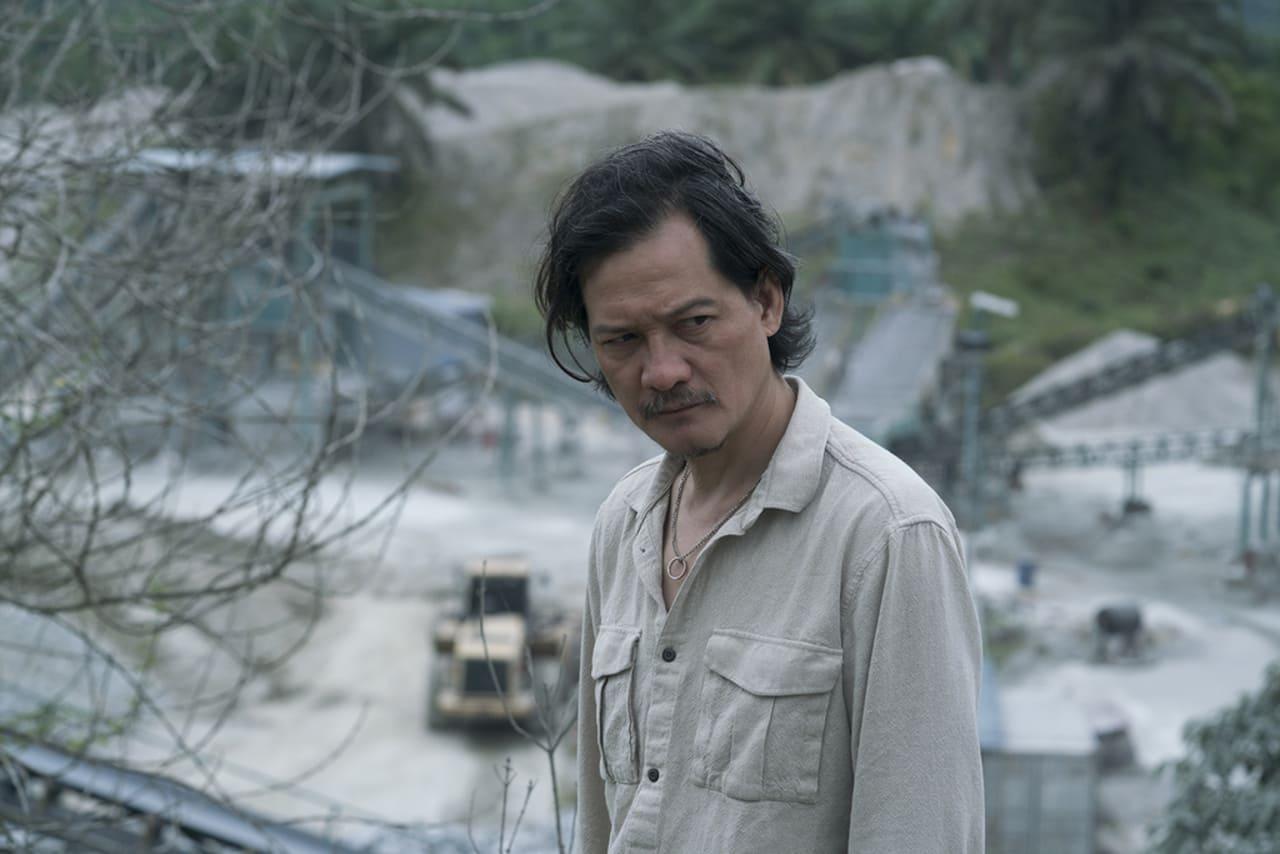 Peter Yu es el detective Lok