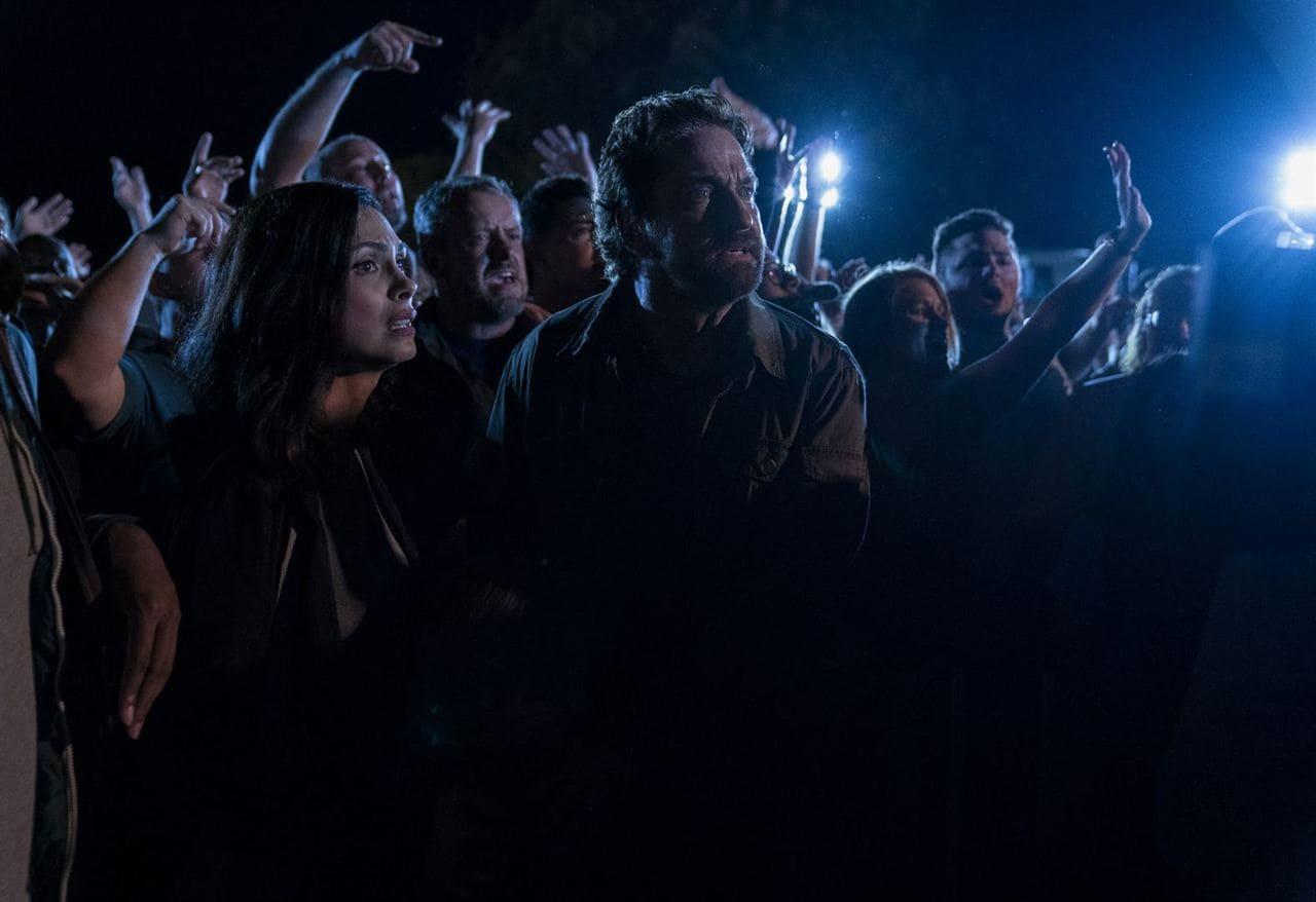 Escena de la película Greenland El último refugio