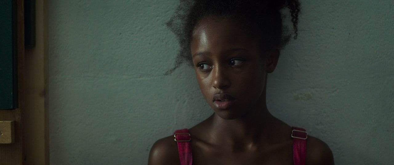 Escena de la película Guapis de Netflix