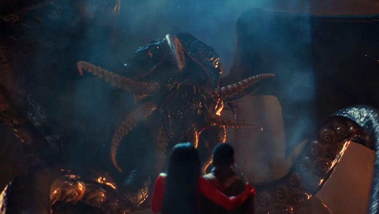 Escena de la serie Territorio Lovecraft de HBO