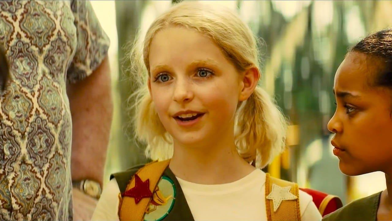Mckenna Grace en la película