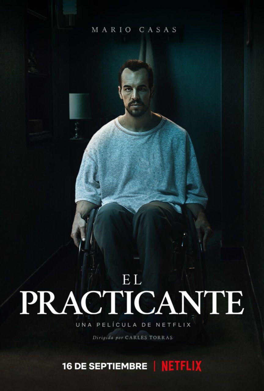 Cartel de la película El practicante de Netflix