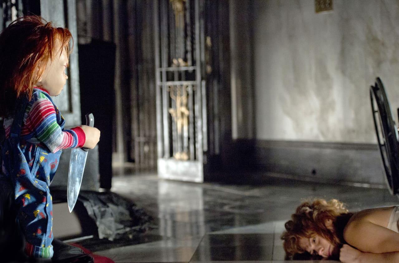Escena de la película La maldición de Chucky (2013)