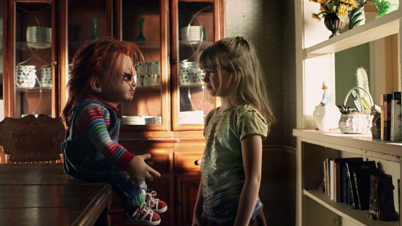 Chucky haciendo nuevas amistades