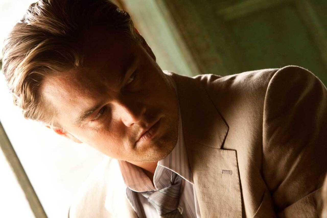 Leonardo Di Caprio en la película Origen