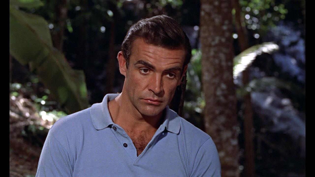 Sean Connery, el primer James Bond