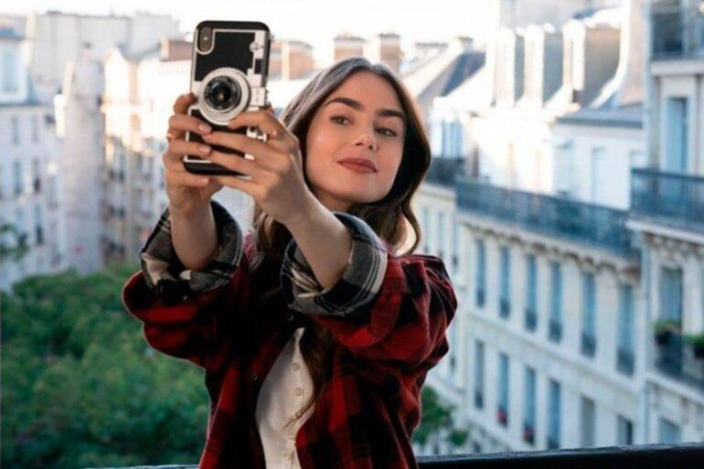 Crítica de la serie Emily en París de Netflix