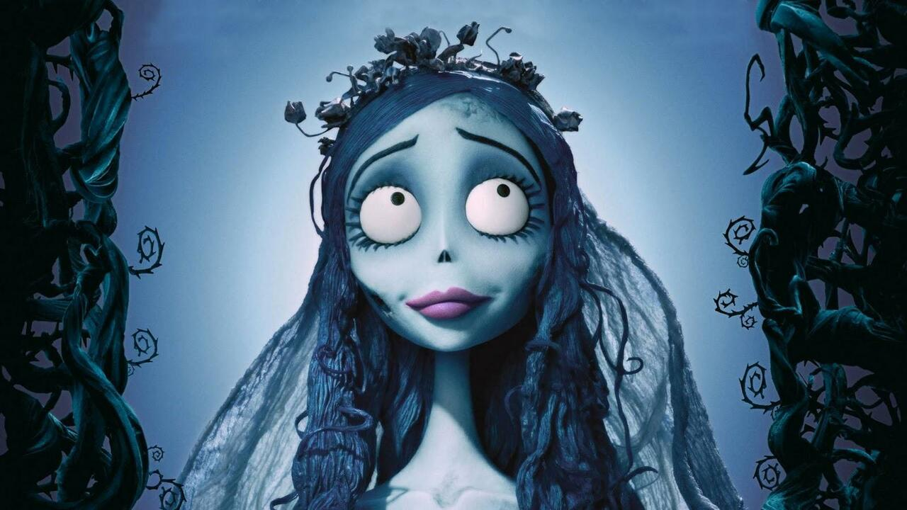 La novia cadáver en el listado de las 5 mejores películas de terror de HBO