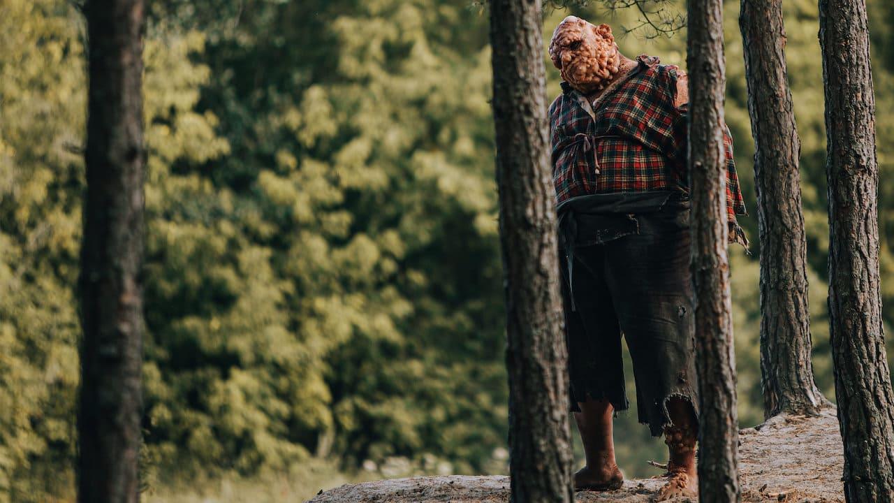 El asesino anda suelto en el bosque