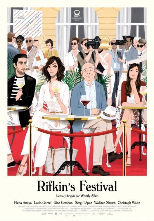 Cartel de la película Rifkin's Festival