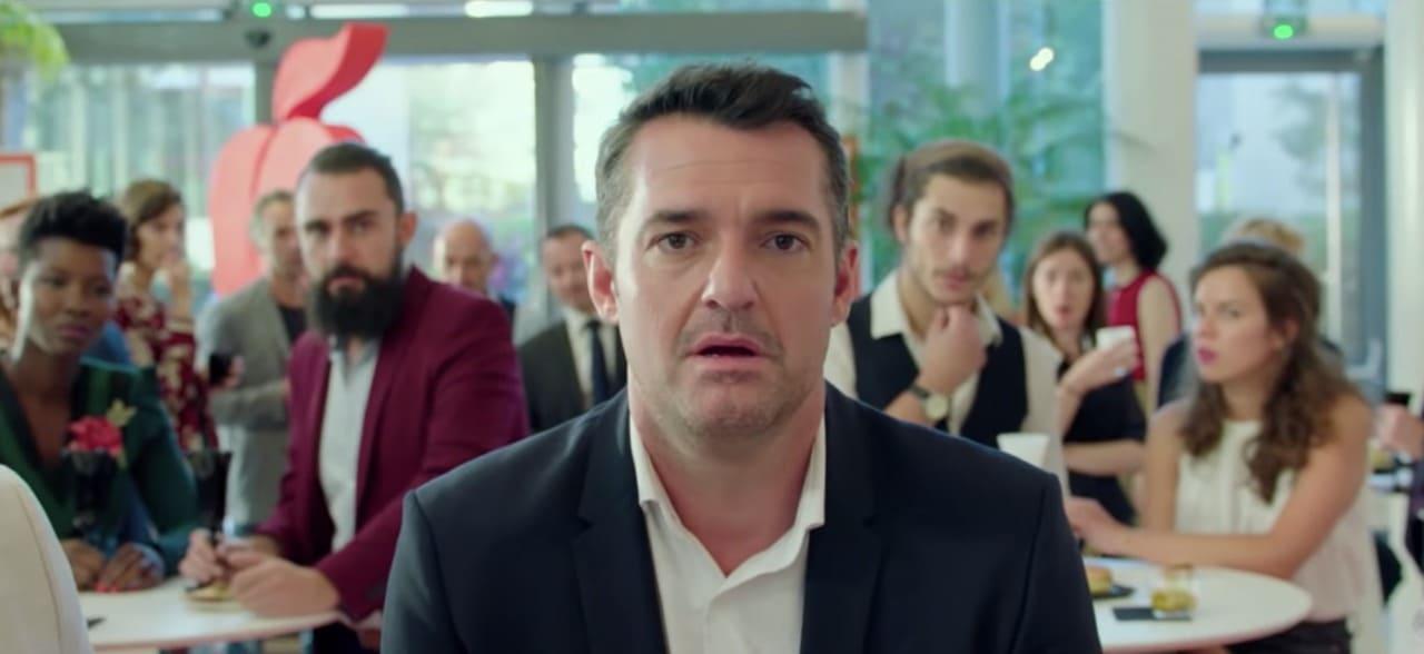 Escena de la película El club de los divorciados