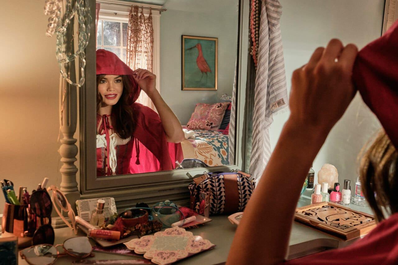Escena de la película El Halloween de Hubie de Netflix