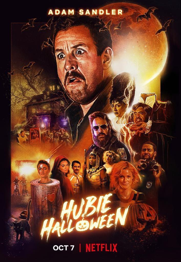 El Halloween de Hubie de Netflix: Crítica de la película