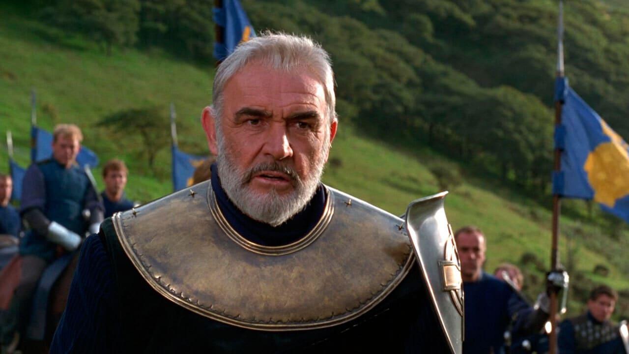 Sean Connery en 'El primer caballero'