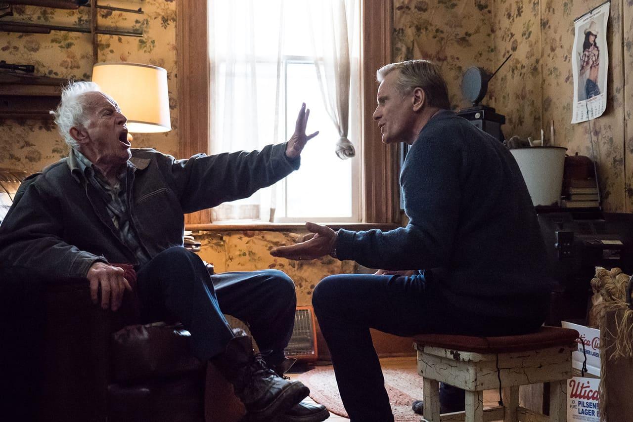 Lance Henriksen y Viggo Mortensen