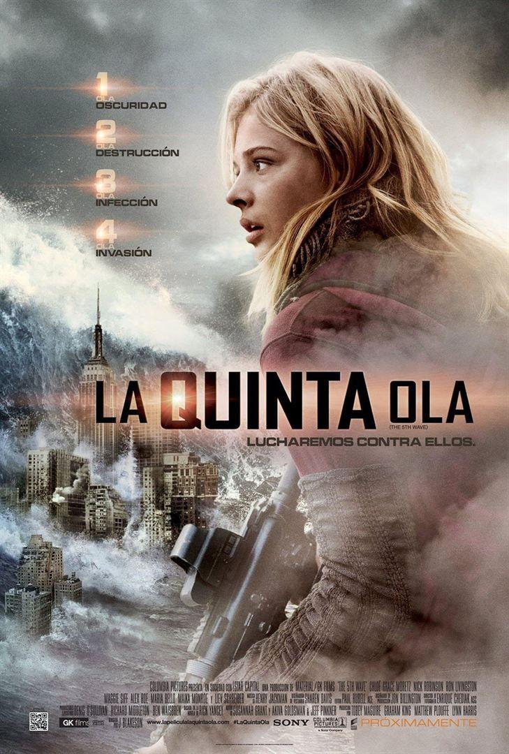 Cartel de la película La quinta ola