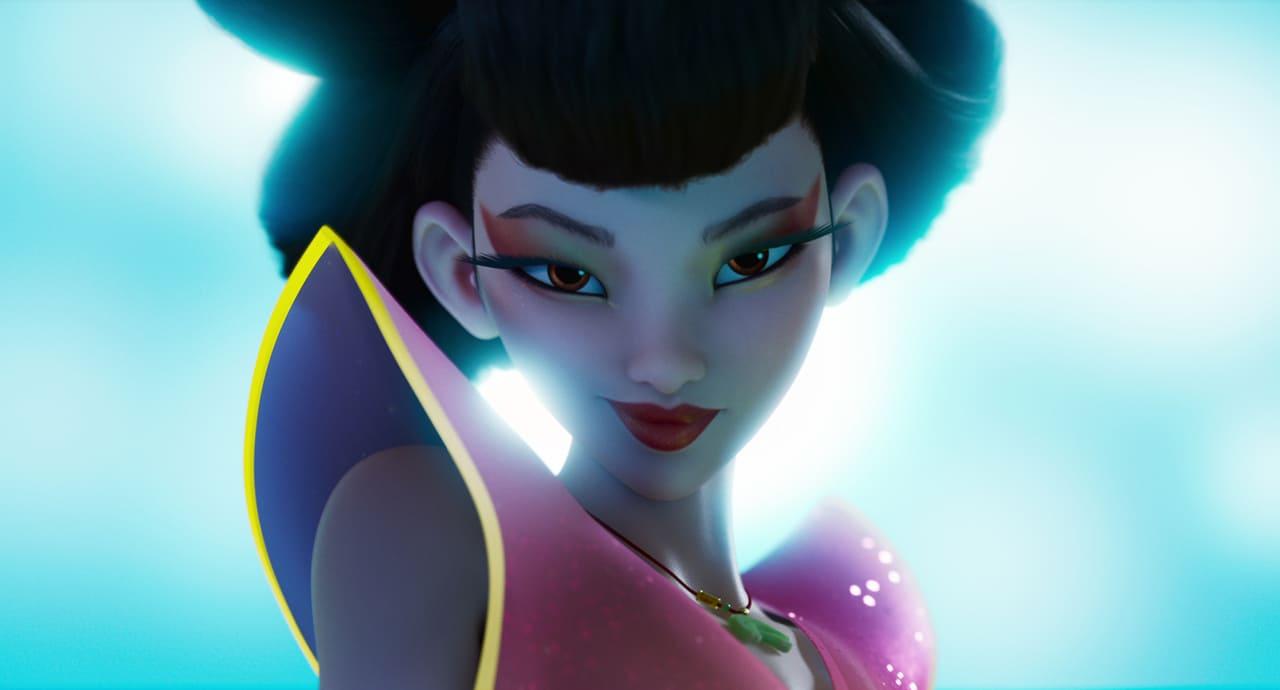 Chang'e, la diosa de la Luna
