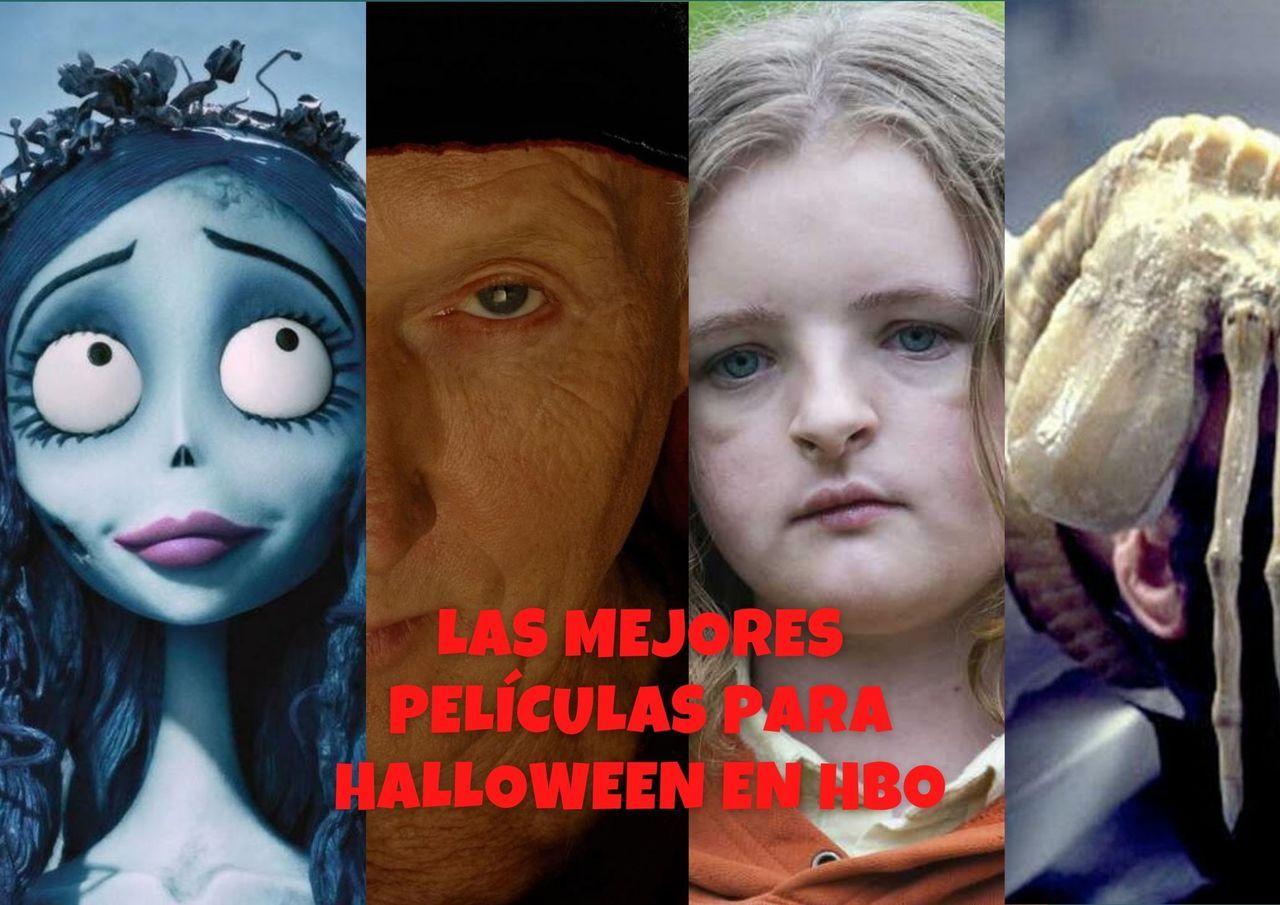 Listado de las 5 mejores películas de terror en HBO para Halloween 2020