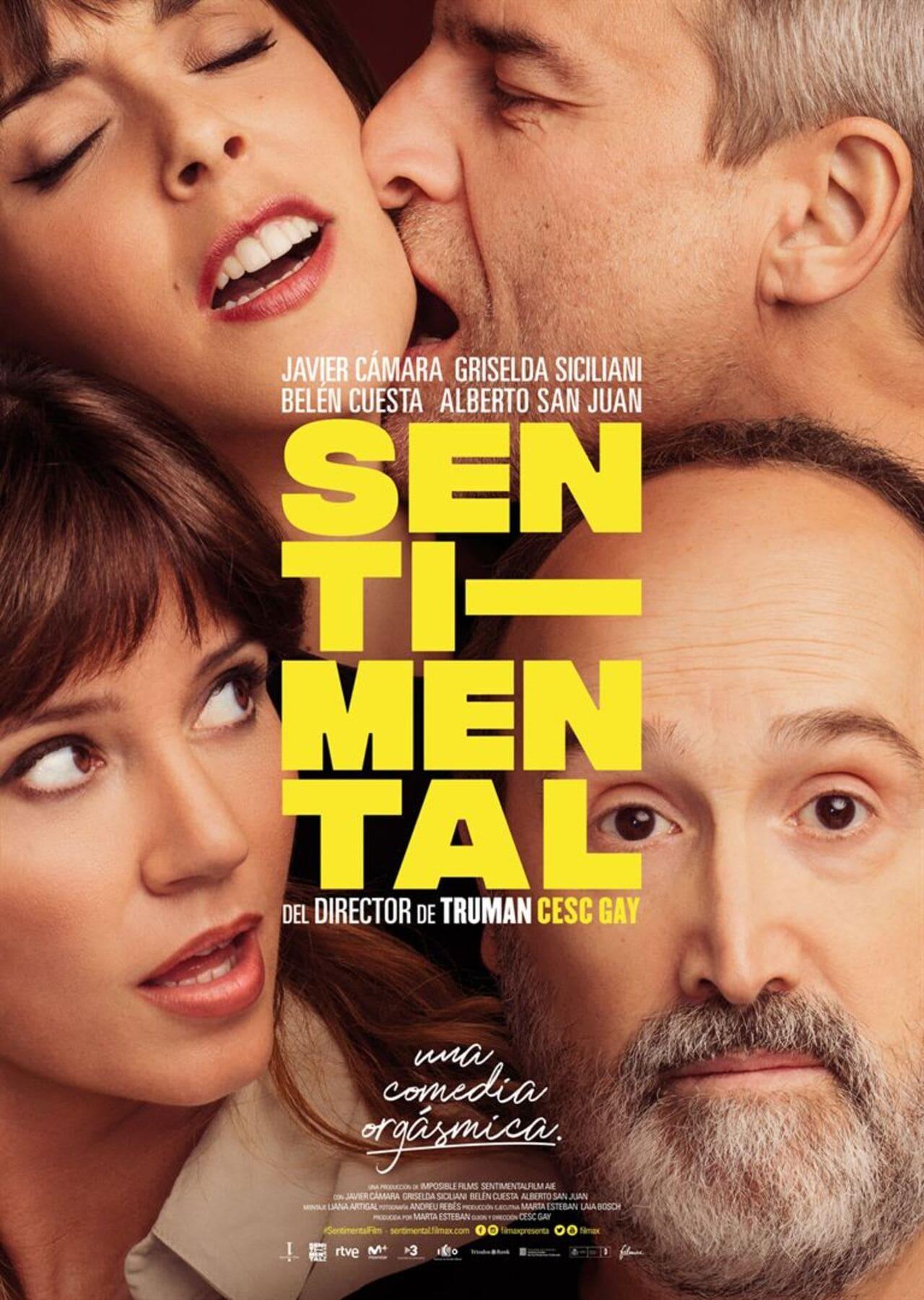 Cartel de la película Sentimental