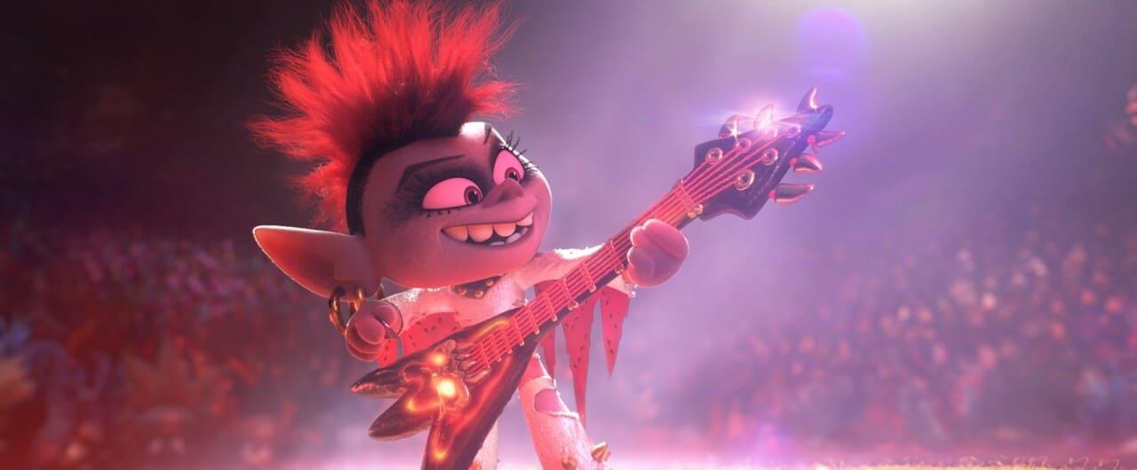 Bárbara, la reina del hard rock