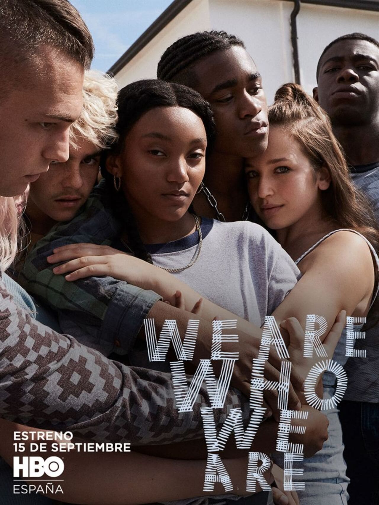 Crítica de la serie We are who we are de HBO