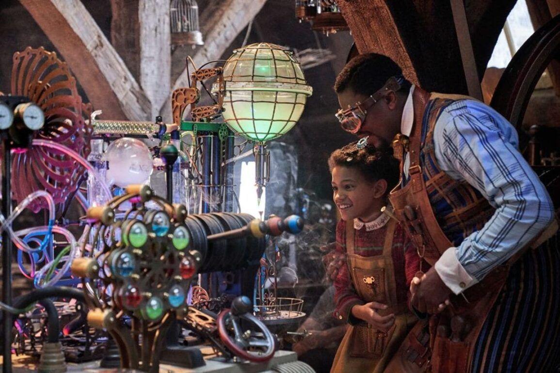 Crítica de La navidad mágica de los Jangle