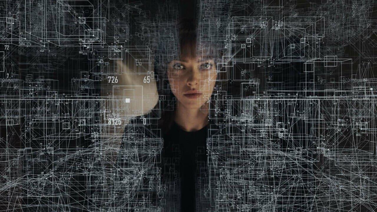 Escena de la película Anon de Prime Video