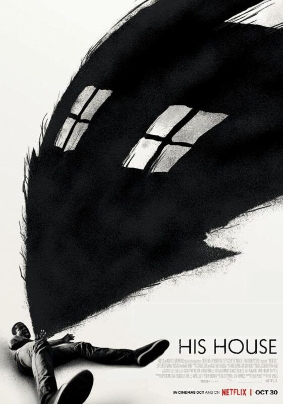 Casa ajena de Netflix. Crítica de la película de terror