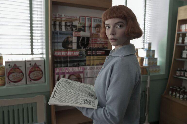 Crítica de la serie Gambito de dama de Netflix