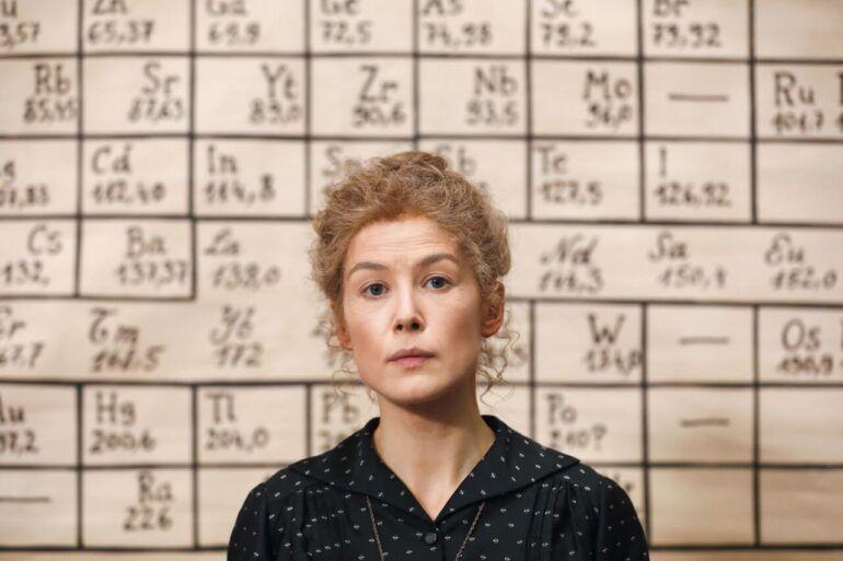 Crítica de la película Madame Curie