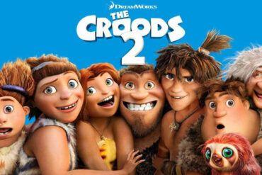 Crítica de la película Los Croods 2 Una nueva era