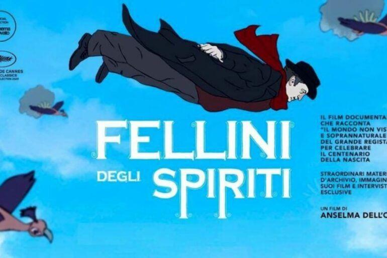 Crítica de la película documental Fellini de los espíritus