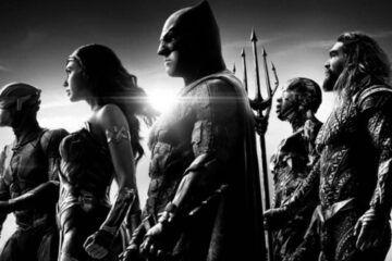 La Liga de la Justicia de Zack Snyder (2021)