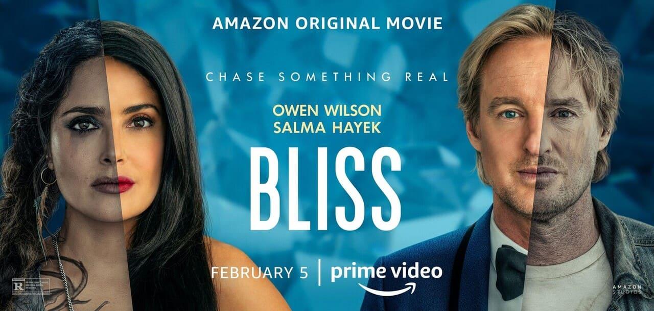 Crítica de la película Bliss 2021 (Felicidad) de Amazon Prime Video