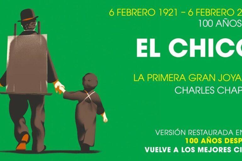 Crítica de la película El chico de Charles Chaplin