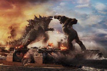 La batalla entre Godzilla y King Kong