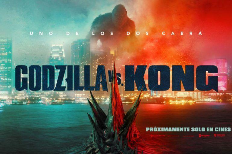 Crítica de la película Godzilla vs. Kong