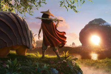 Crítica de la película Raya y el último dragón de Disney Plus