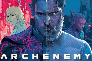 Crítica de la película Archenemy